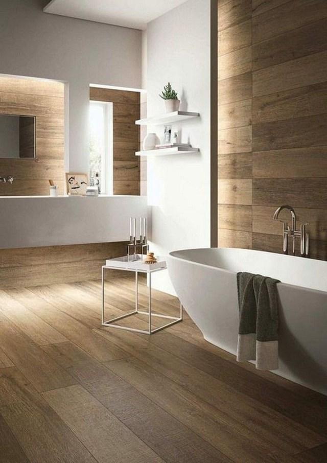 19 Stunning Plywood Bathroom Wall Design Ideas Modern