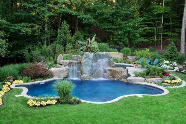 20 Amazing Small Backyard Designs With Swimming Pool Wow