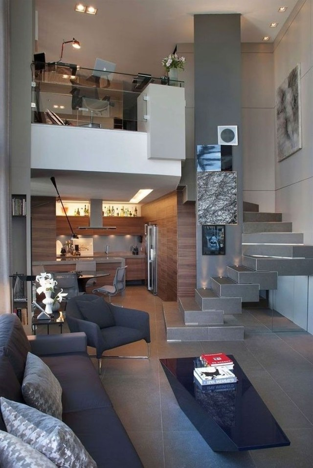 20 Awesome Loft Staircase Design Ideas You Have To See