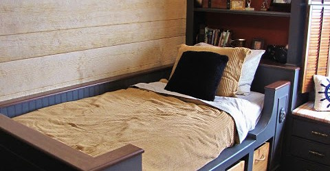 20 Beautiful Handmade Kids Bed Design Ideas To Make Your