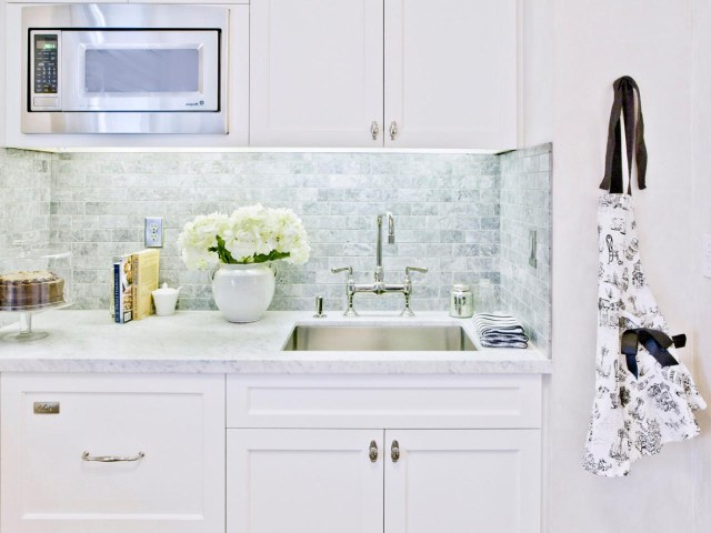 20 Beautiful Marble Kitchen Countertops