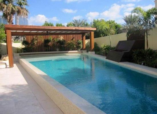 20 Coolest Pergola Pool Inspirations For A Comfortable