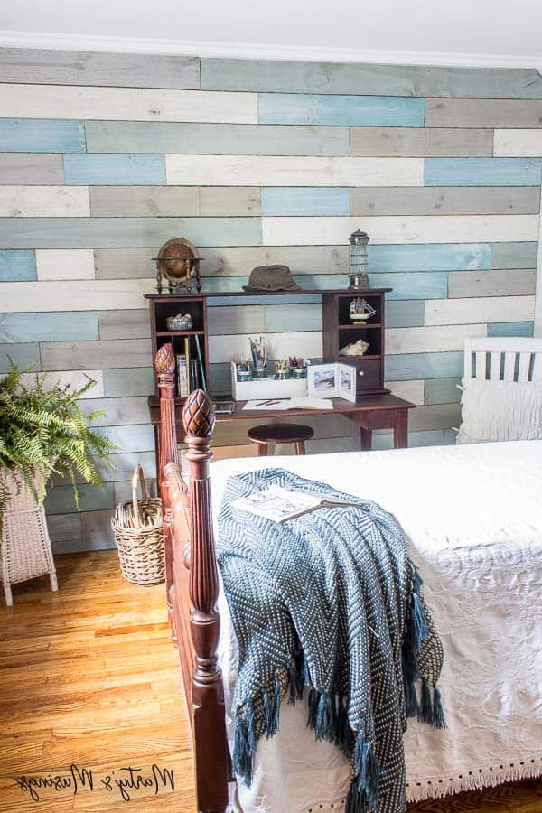 20 Diy Accent Walls You Can Create On A Budget The