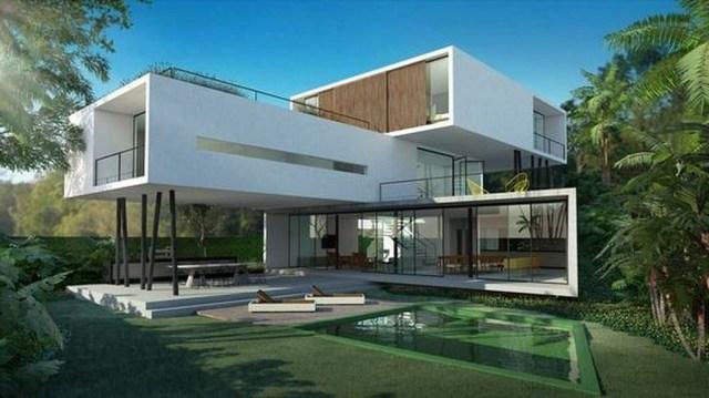 20 Latest Modern Minimalist Glass House Models Design