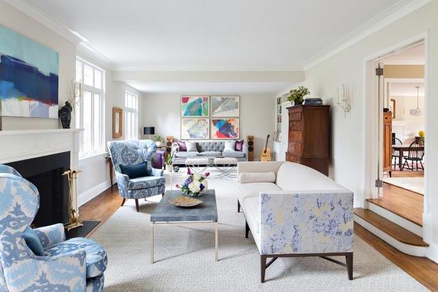 20 Living Room Design Ideas For Any Budget Hgtv