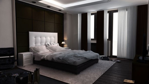 21 Calm And Relaxing Bedroom Designs For Your Enjoyment