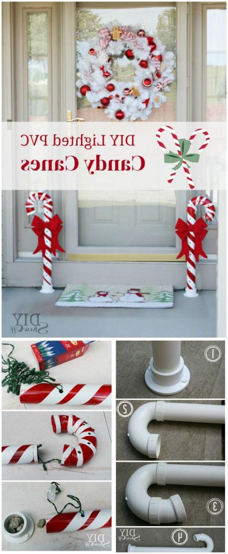 21 Cheap Diy Outdoor Christmas Decorations Christmas