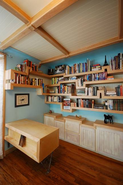 21 Creative Storage Ideas For Books Modern Interior