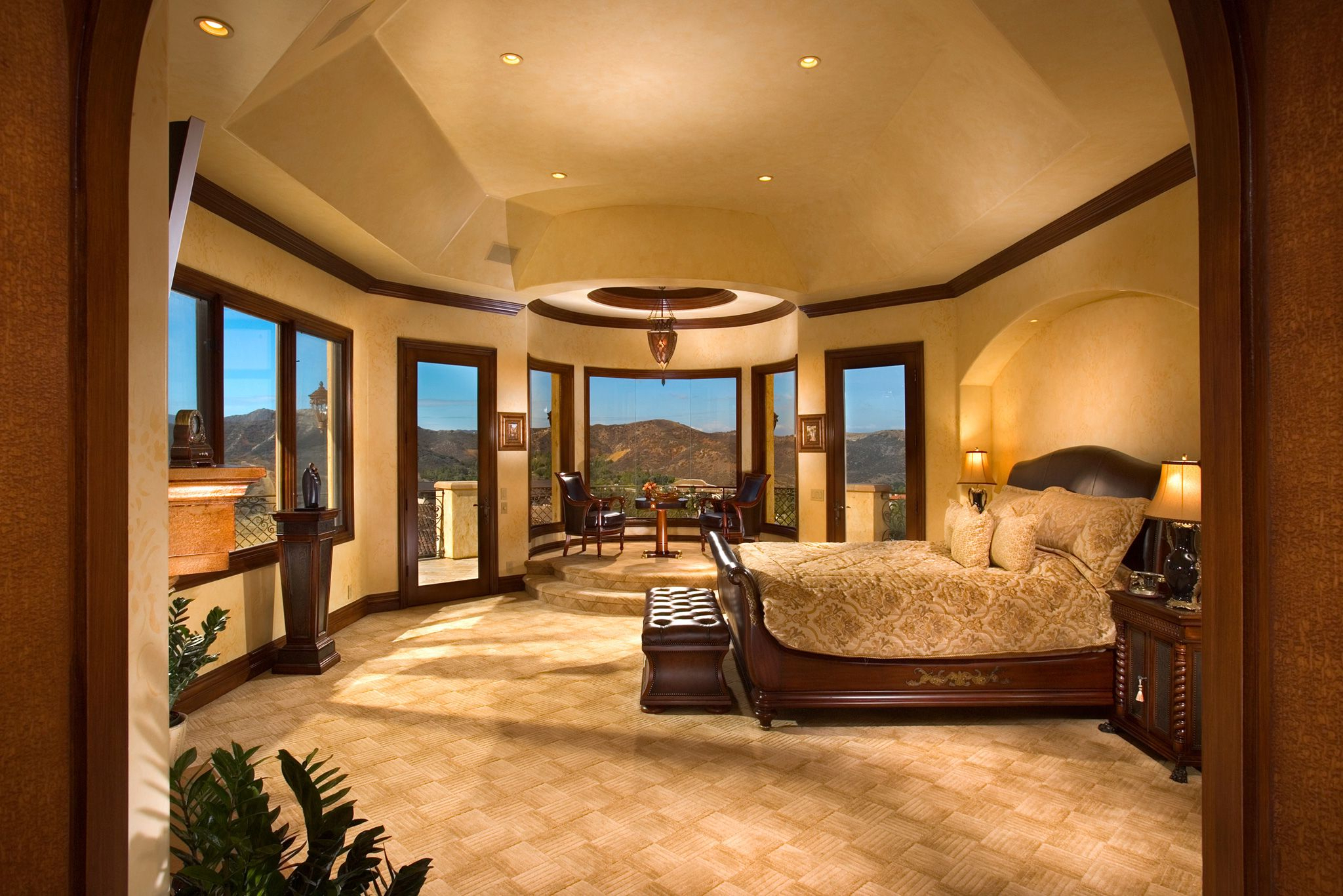 21 Incredible Master Bedrooms Design Ideas Luxurious