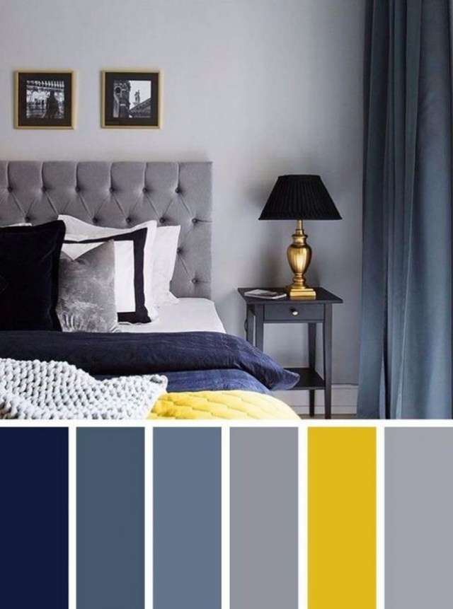 21 The Pitfall Of Grey Master Bedroom Ideas Color Palettes