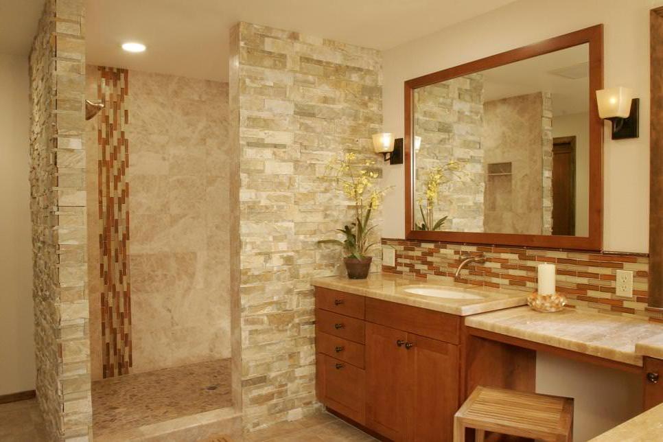 22 Nature Bathroom Designs Decorating Ideas Design
