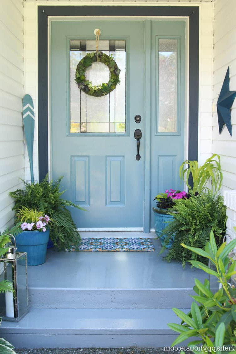 22 Stunning Summer Front Porch Decorating Ideas