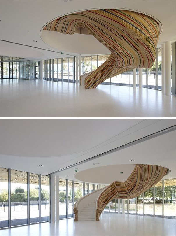 22 Very Unique Staircases That Will Inspire You Interior