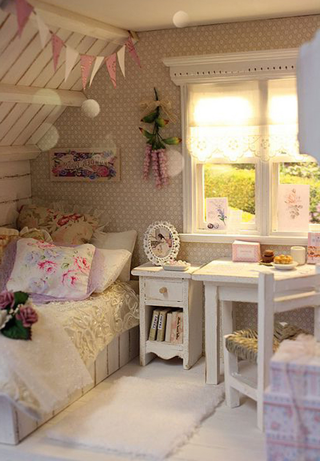 23 Beautiful Shab Chic Kids Room Designs Interior God