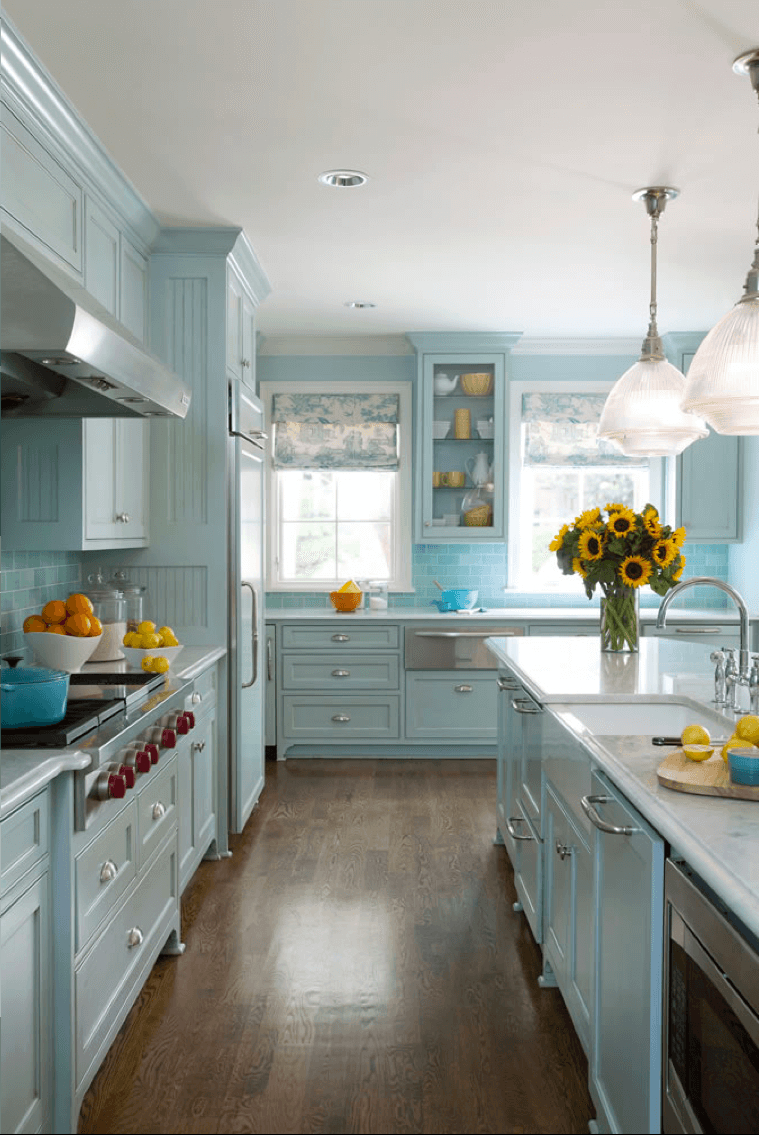 23 Best Cottage Kitchen Decorating Ideas And Designs For 2020