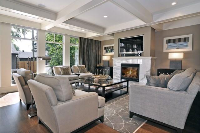 23 Square Living Room Designs Decorating Ideas Design