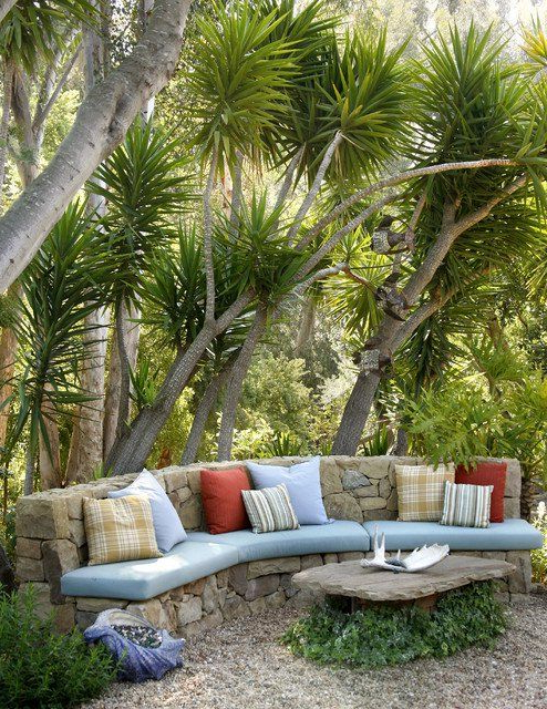 24 Cozy Outdoor Relaxing Places To Escape From Reality