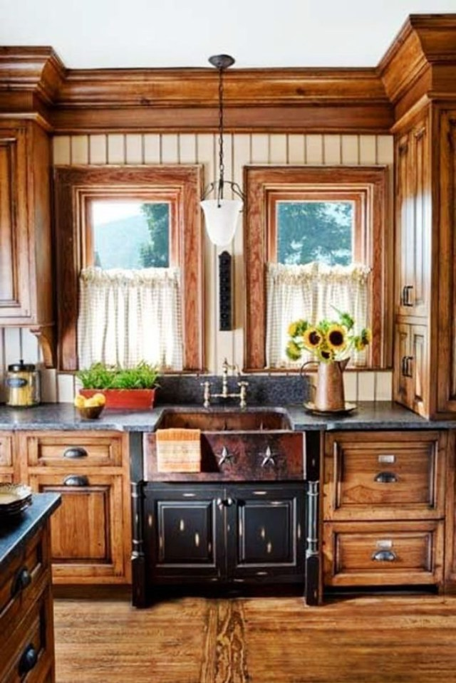 25 Amazing Rustic Kitchen Design And Ideas For You