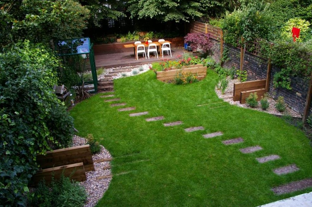 25 Backyard Designs And Ideas Inspirationseek
