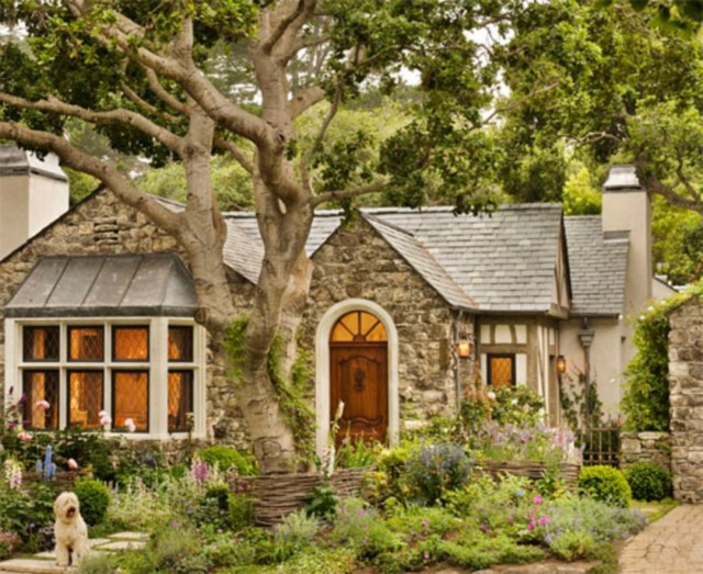 25 Beautiful Stone House Design Ideas On A Budget Small
