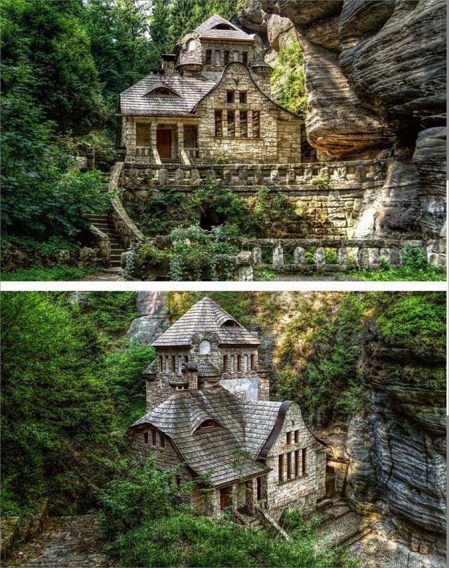25 Beautiful Stone House Design Ideas On A Budget