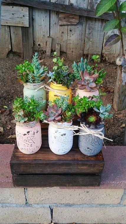 25 Best Of Hanging Plants Ideas With Mason Jars Mason