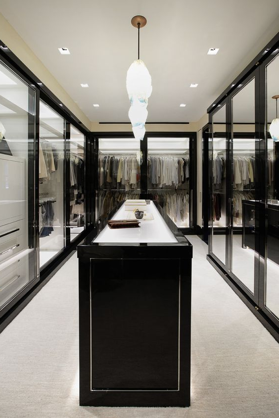 25 Creative Spaces In Your Home To Place A Closet Digsdigs