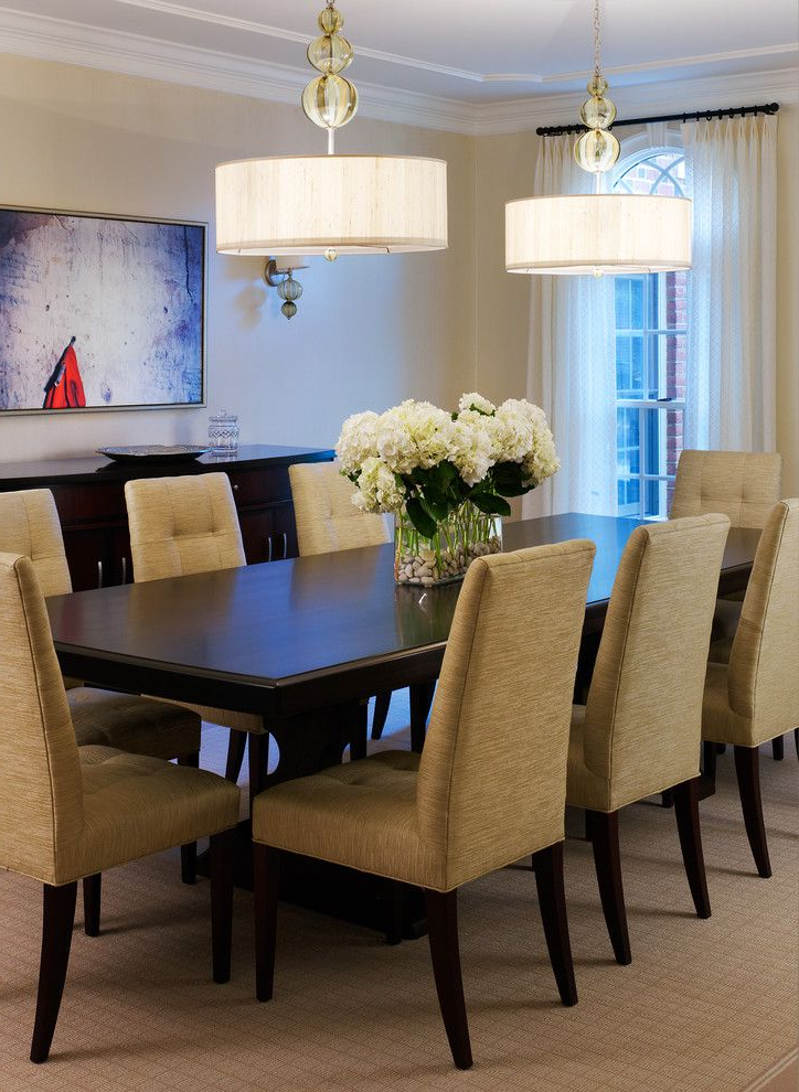 25 Dining Table Centerpiece Ideas Dining Room Table Decor Elegant Dining Room Dining Room