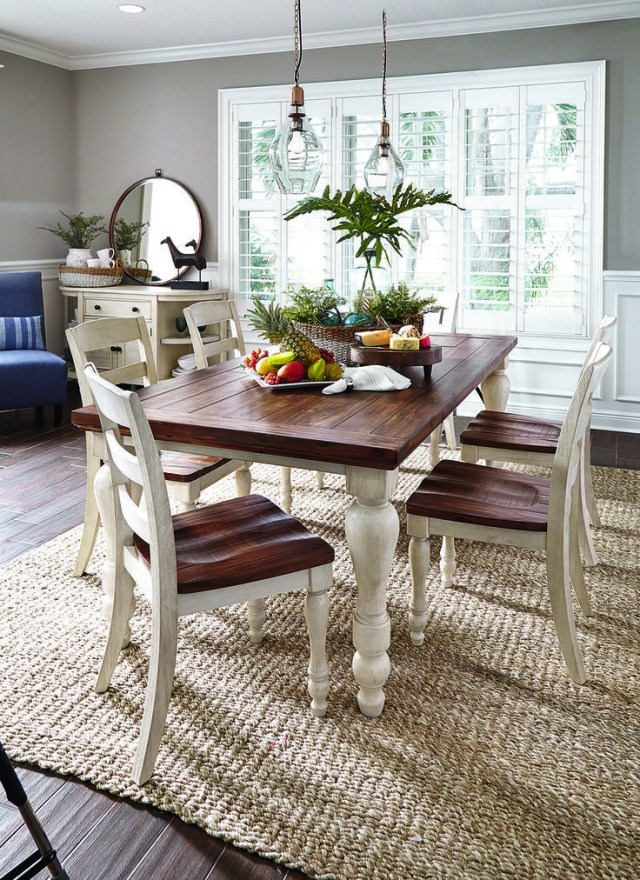 25 Exquisite Corner Breakfast Nook Ideas In Various Styles Farmhouse Dining Room Table