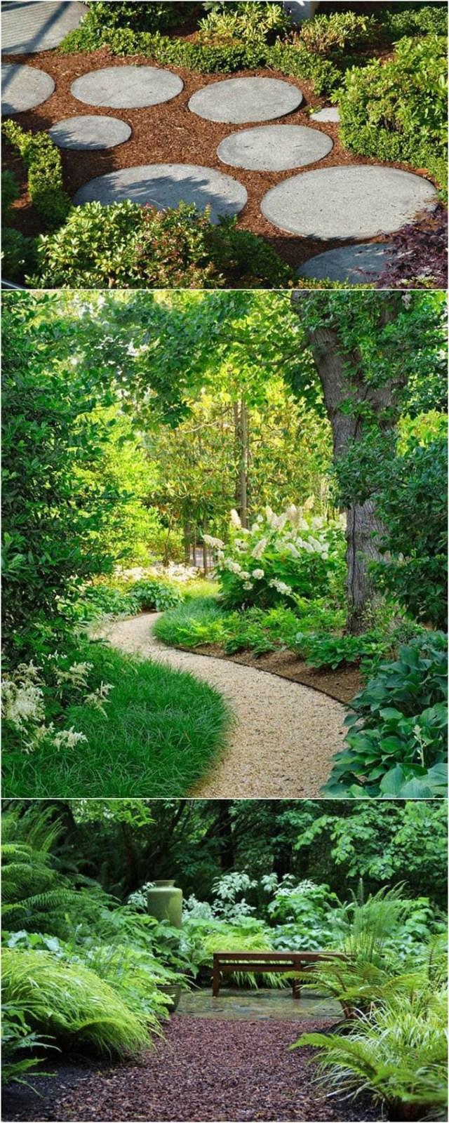 25 Most Beautiful Diy Garden Path Ideas Diy Garden