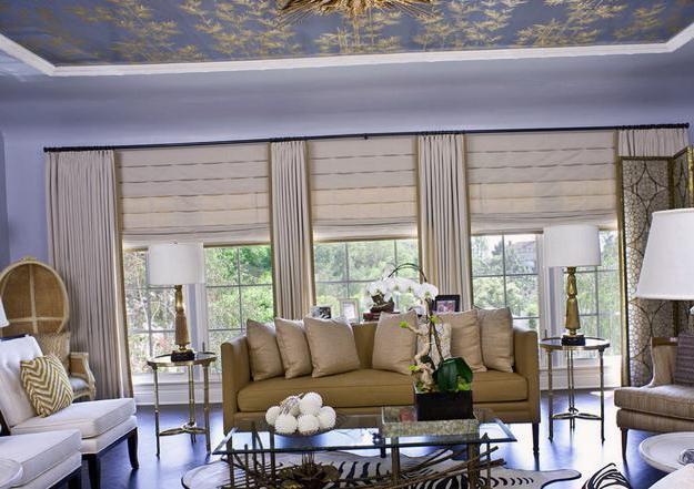 25 Roman Shades And Curtain Ideas To Harmonize Modern