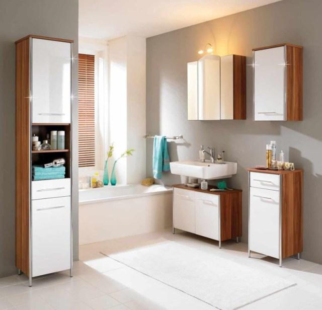 25 Small Bathroom Storage Creative Ideas Wall Storage