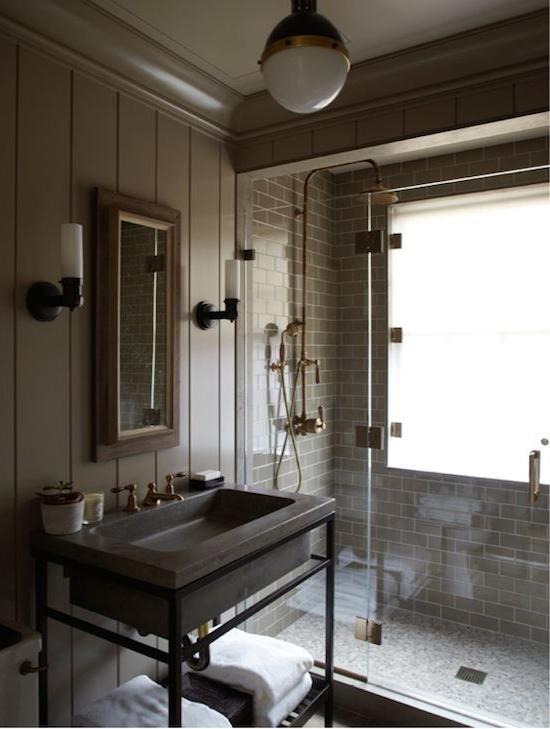 25 Stunning Industrial Bathroom Design Ideas Industrial