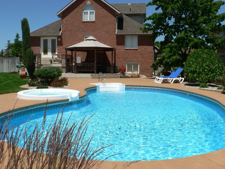 27 Best Pool Landscaping On A Budget Homesthetics Images