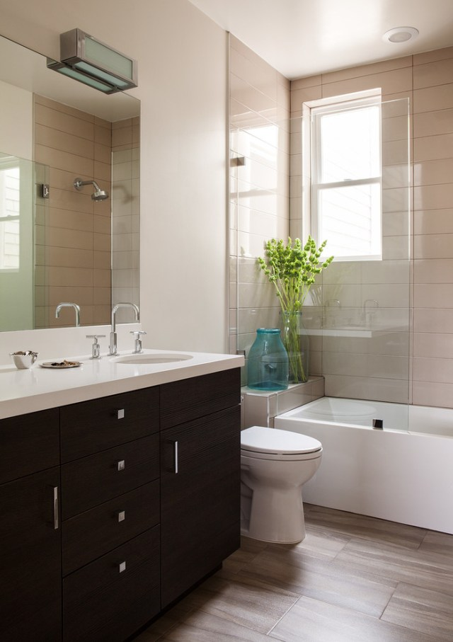 27 Relaxing Beige Bathroom Design Ideas Interior God