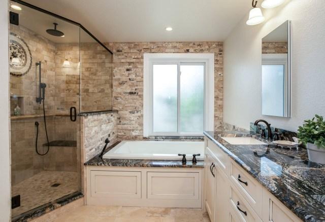 28 Best Bathroom Shower Tile Designs 2018 Interior