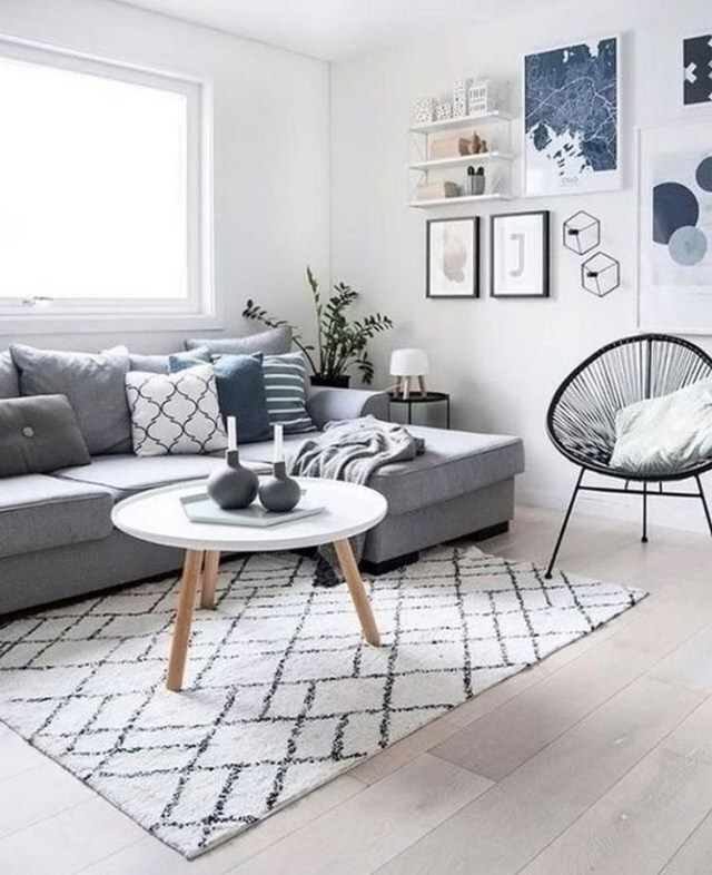 28 Comfy Neutral Winter Ideas For Your Home Decor Rooms