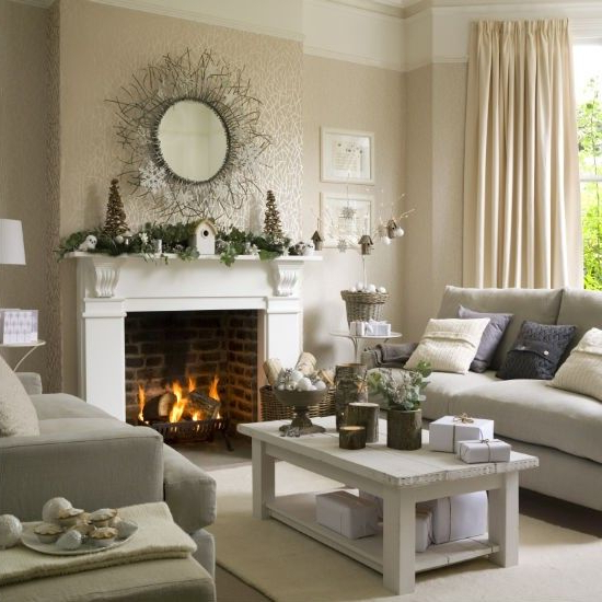28 Cool Ways To Cozy Up Your Living Room For Winter Digsdigs