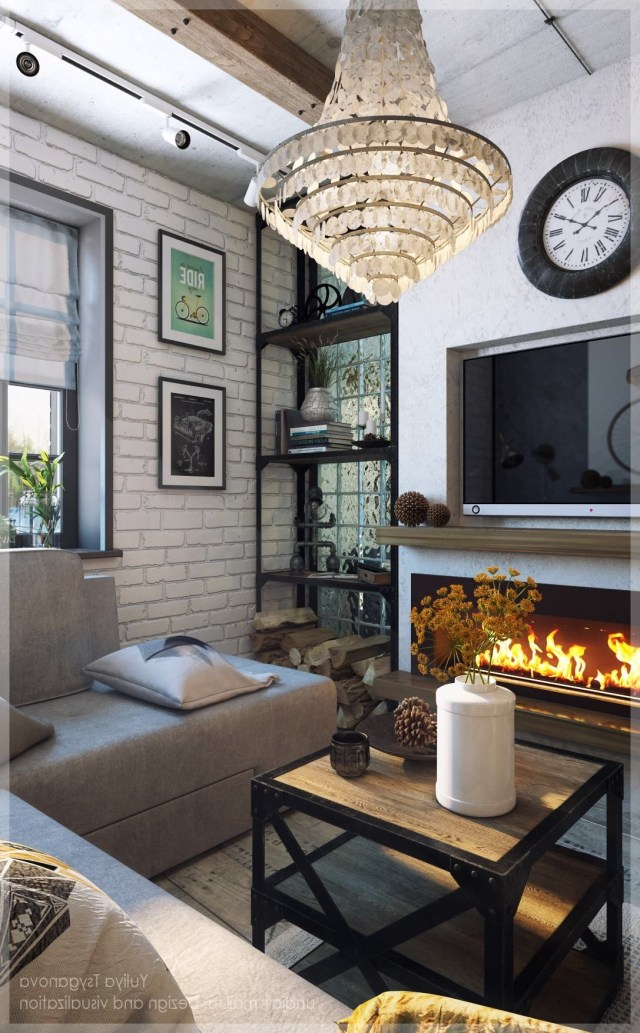 3 Chic Modern Eclectic Spaces Modern Rustic Bedrooms