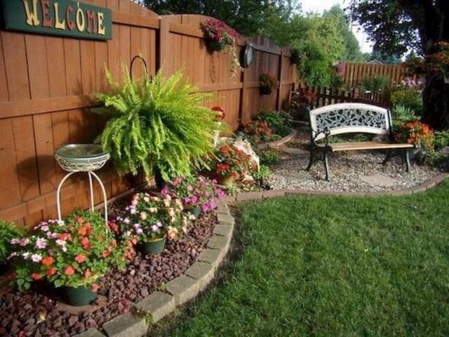 30 Beautiful Backyard Design Ideas On A Budget