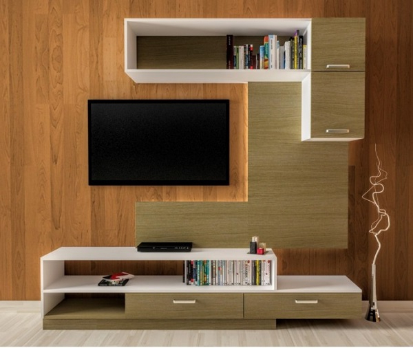 30 Fantastic And Oh So Pretty Tv Wall Ideas