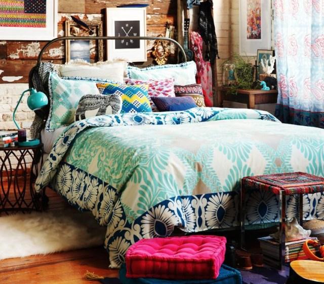 30 Fascinating Boho Chic Bedroom Ideas Home Bedroom