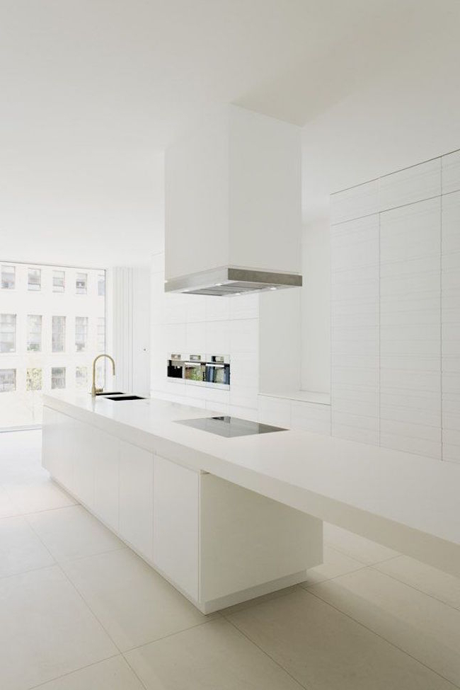 30 Functional Minimalist Kitchen Designs To Inspiration
