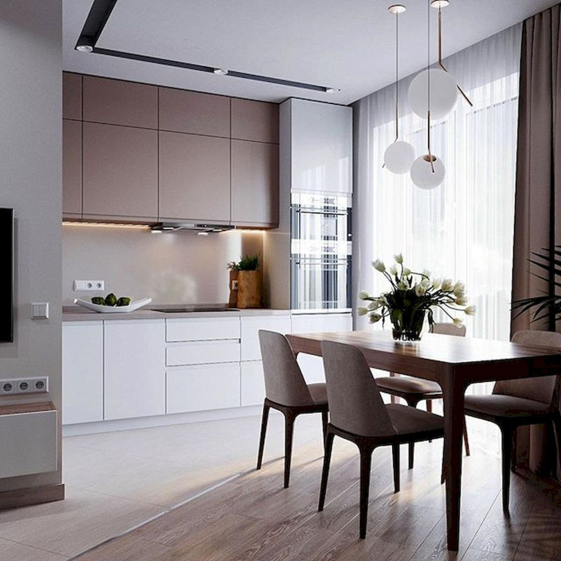 30 Minimalist But Luxurious Kitchen Design Luxury