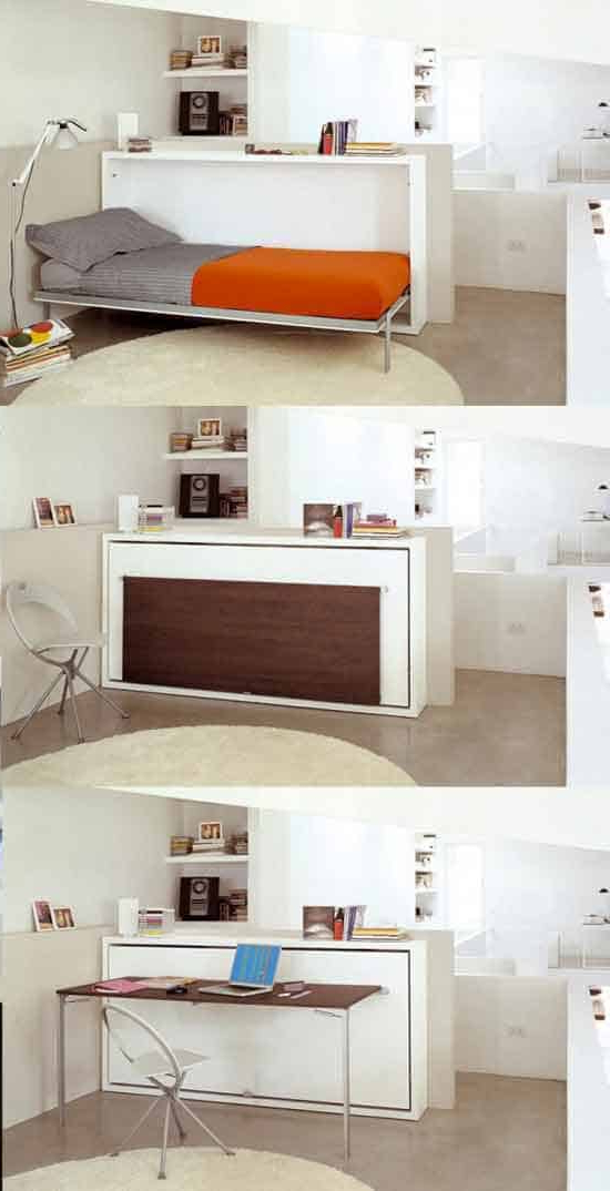 30 Multifunctional Furniture Ideas For Small Apartments