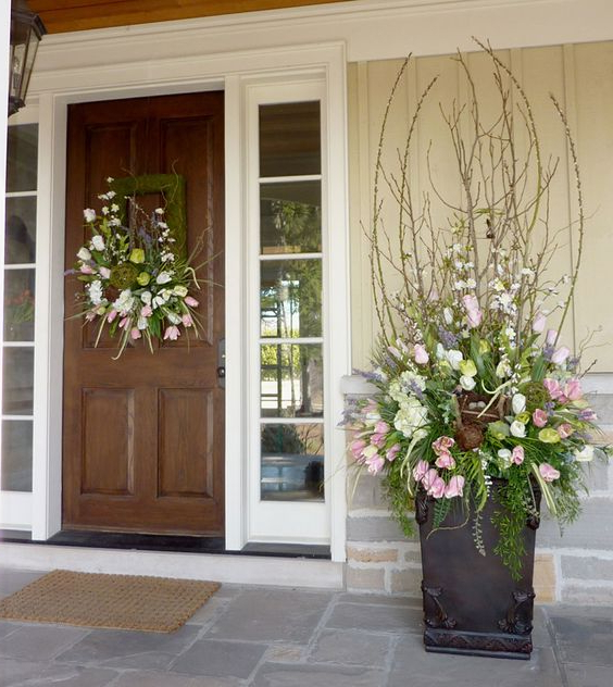 31 Refreshing Spring Porch Dcor Ideas To Get Inspired