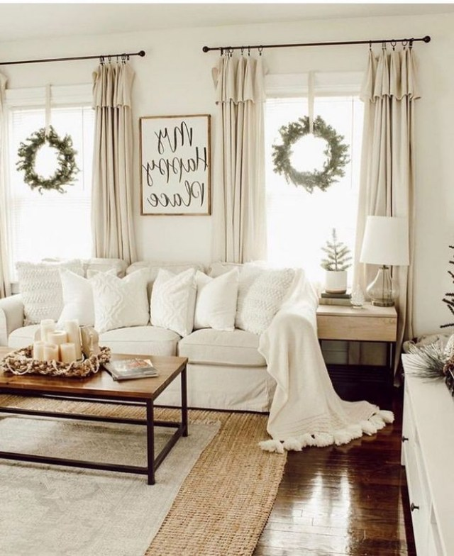 31 The Basics Of Farmhouse Curtains Living Room Farm