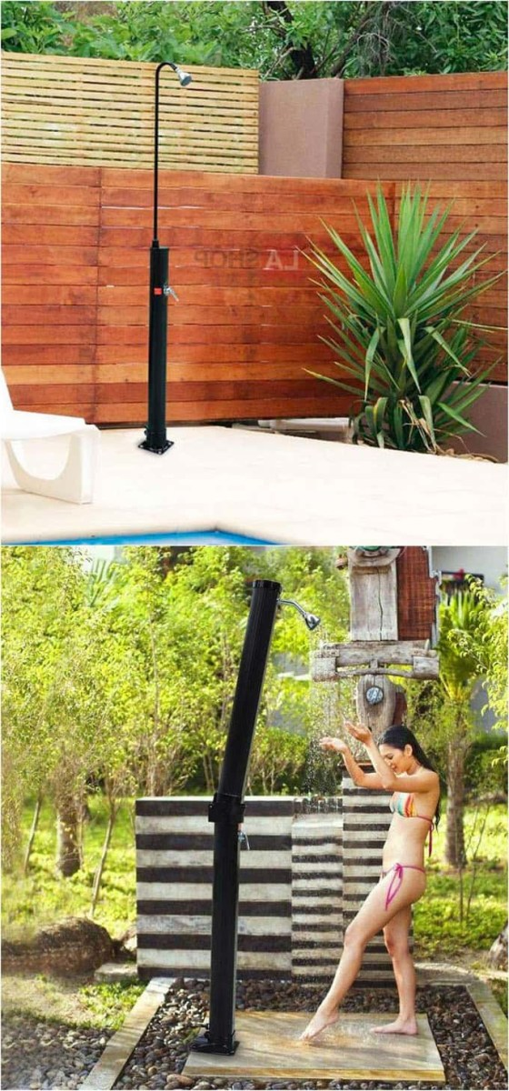 32 Beautiful Diy Outdoor Shower Ideas For The Best