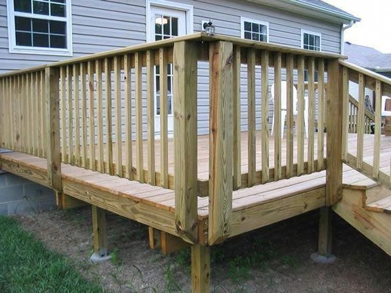 32 Diy Deck Railing Ideas Designs That Are Sure To