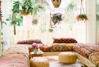 32 Marvelous Bohemian Living Room Ideas Bohemian Living
